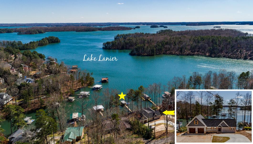Sheila Davis Real Estate Group Lake Lanier 9520 Lisa Circle