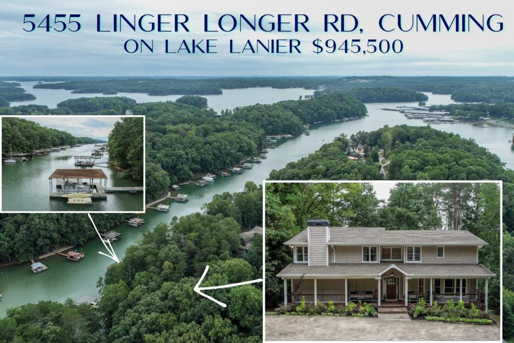 Sheila Davis Real Estate group #1 on Lake Lanier