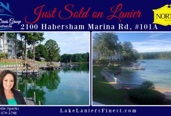 2100 Habersham Marina Rd, #101A, Cumming, Georgia 30041