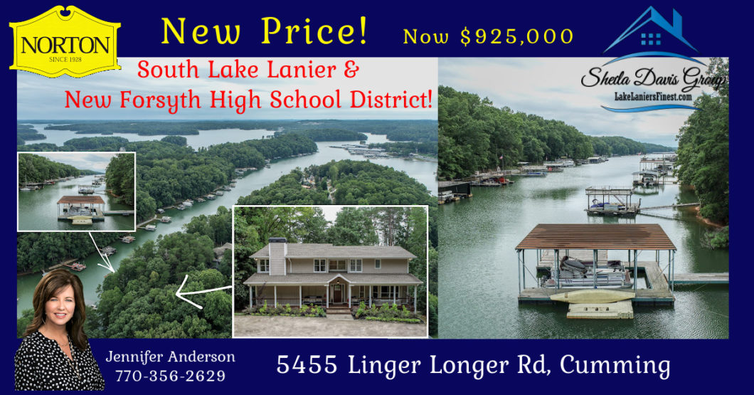 Sheila Davis Lake Lanier Real Estate