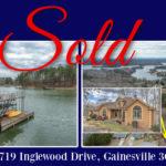 homes sold on Lake Lanier Sheila Davis Group