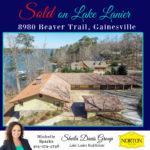 Sold Lake Lanier homes Sheila Davis Group The Norton Agency