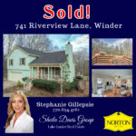 Sold Stephanie Gillespie, The Norton Agency Realtor
