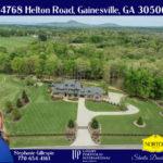 4768 Helton Rd, Gainesville, GA 30506 Equestrian, Farm, luxury, pool