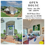 Open House 4639 Manor Dr, Gainesville, GA 30506