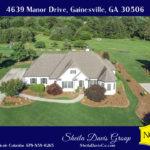 Ranch home on basement Gainesville, GA
