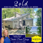 4364 Cherokee Trail Stephanie Gillespie Sheila Davis Group Norton Agency Lake Lanier homes for sale